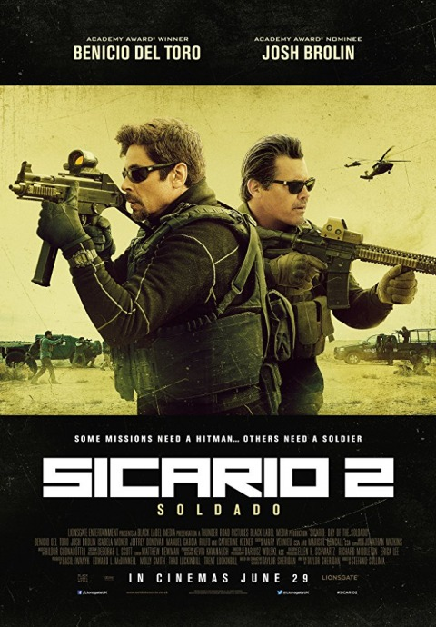 Sicario 2: Soldado / Sicario: Day of the Soldado (2018) PL.720p.BRRip.XviD.AC3-SPEC [Lektor PL]