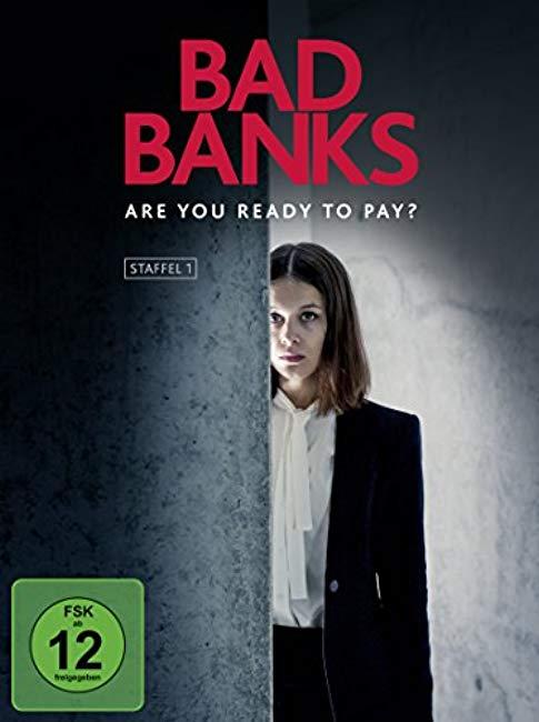 Bankowa gra / Bad Banks (2018) {Sezon 1} (Pełen sezon) PL.720p.BluRay.x264-J [Lektor PL]