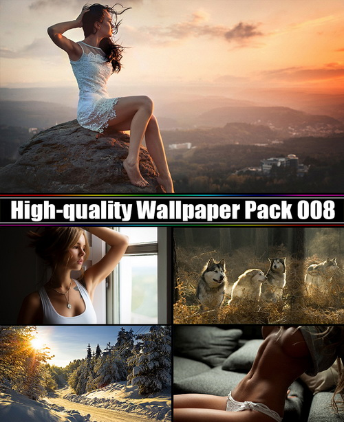 High-quality Wallpaper Pack 8