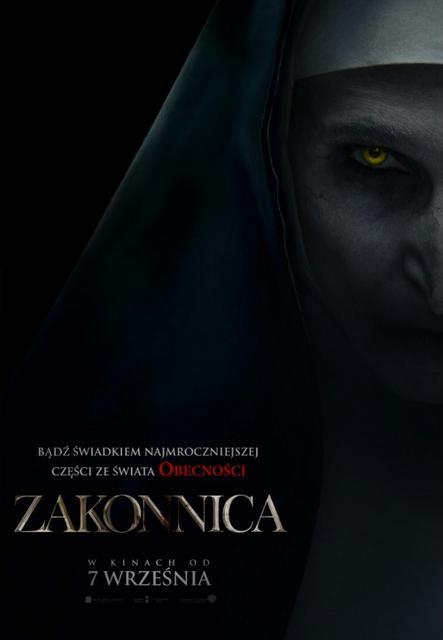 Zakonnica / The Nun (2018) PL.IVO.480p.WEB-DL.XviD-SP [Lektor PL-IVO]