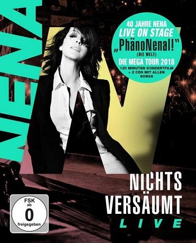 Nena - Nichts Versäumt Live (2018) [Blu-ray 1080i]