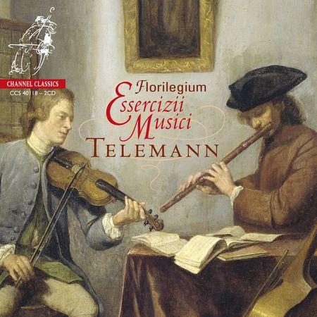 Florilegium - Telemann: Essercizii Musici (2018) [FLAC]