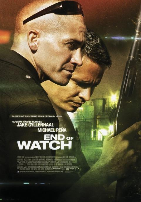 Bogowie ulicy / End of Watch (2012) PL.720p.BRRip.XviD.AC3-SPEC [Lektor PL]