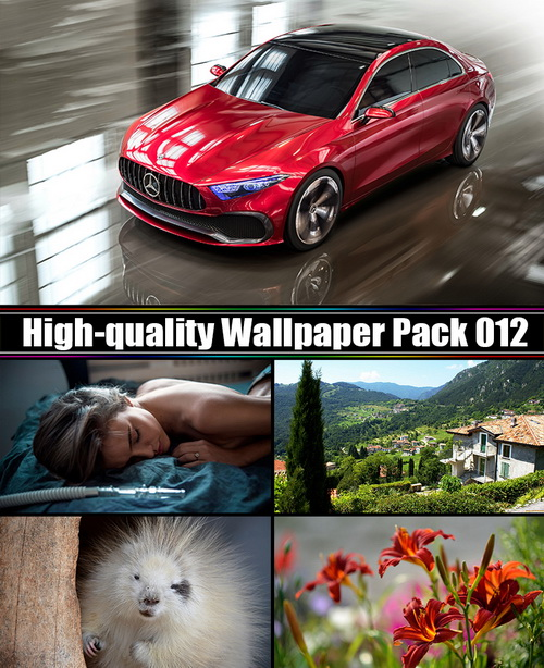 High-quality Wallpaper Pack 12