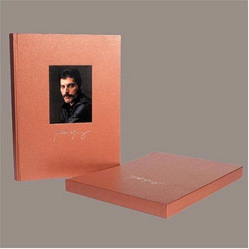 Freddie Mercury - The Solo Collection (Box Set 10 CD) (2000) [MP3]