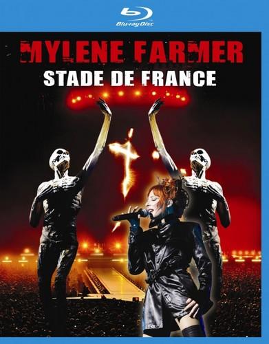 Mylene Farmer - Stade de France (2009) [Blu-ray 1080i]