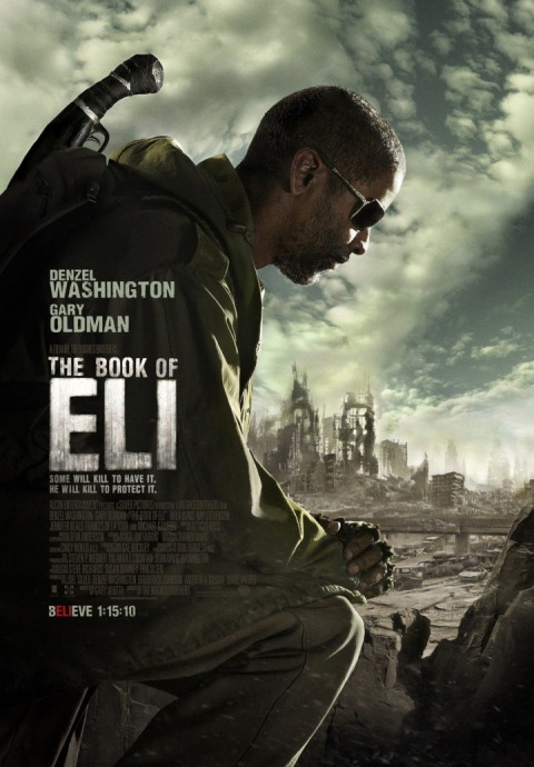 Księga ocalenia / The Book of Eli (2010) PL.480p.BRRip.XviD.AC3-SPEC [Lektor PL]