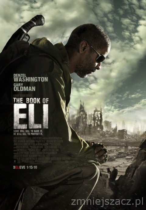 Księga ocalenia / The Book of Eli (2010) MULTi.1080p.BluRay.x264.DTS-DENDA [Lektor PL i Napisy PL]