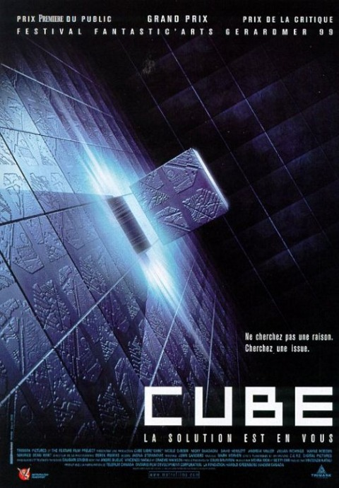 Cube (1997) PL.720p.BRRip.XviD.AC3-SPEC [Lektor PL]
