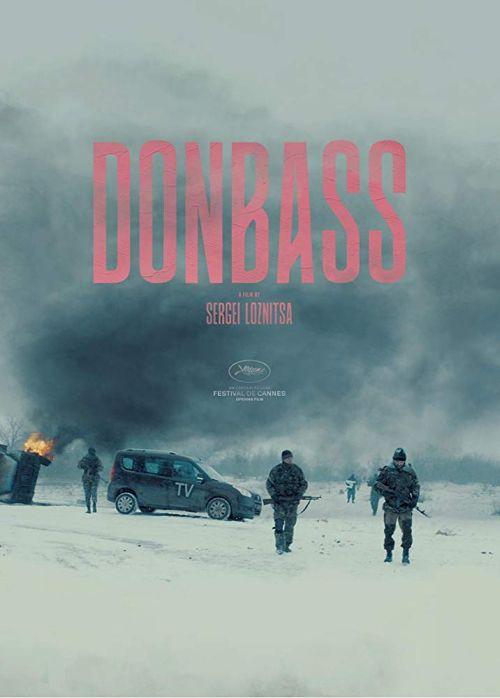 Donbas / Donbass (2018) PL.HDTV.XviD-AZQ / PL Lektor