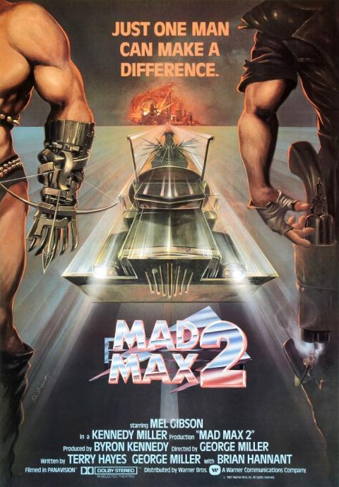 Mad Max 2 Wojownik szos / Mad Max 2 (1981) PL.720p.BRRip.XviD.AC3-SPEC [Lektor PL]