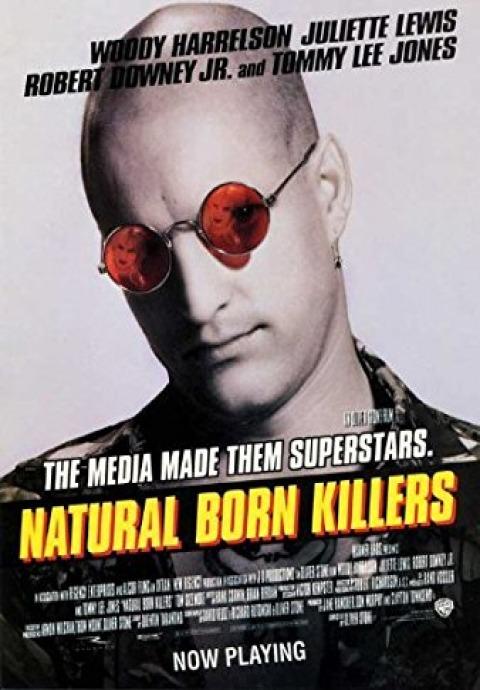 Urodzeni mordercy / Natural Born Killers (1994) PL.720p.BRRip.XviD.AC3-SPEC [Lektor PL]
