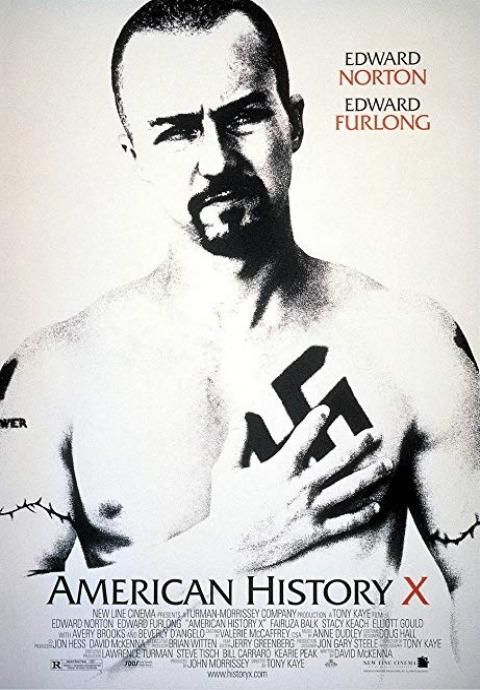 Więzień nienawiści / American History X (1998) MULTI.BluRay.1080p.x264-LTN [Lektor PL i Napisy PL]
