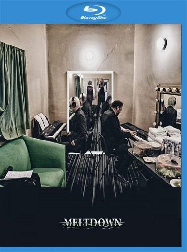 King Crimson - Meltdown: Live in Mexico 2017 (2018) [BDrip 720p]