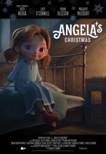 Święta Angeli / Angela's Christmas (2018)  PLDUB.480p.WEB-DL.AC3.Xvid-MR / Dubbing PL
