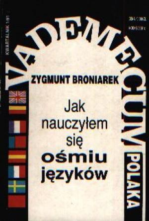 Broniarek Z. - Jak nauczyłem się ośmiu języków