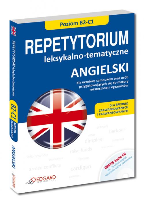 Angielski Repetytorium leksykalno-tematyczne poziom B2-C1
