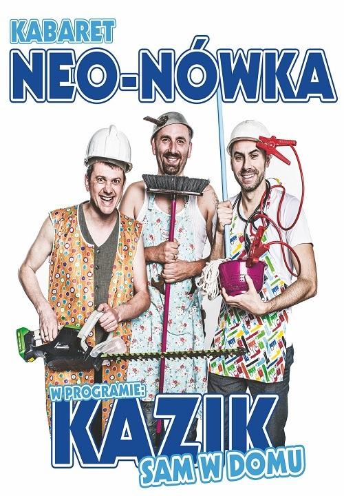 Kabaret Neo-Nówka :Kazik sam w domu (2018) PL.WEB-DL.x264-YL4