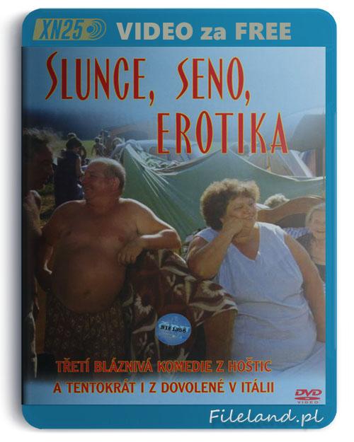Słońce, siano, erotyka / Slunce, seno, erotika (1991) PLSUBBED.HQ.DVDRiP.x264.AC3-XN25 / Napisy PL