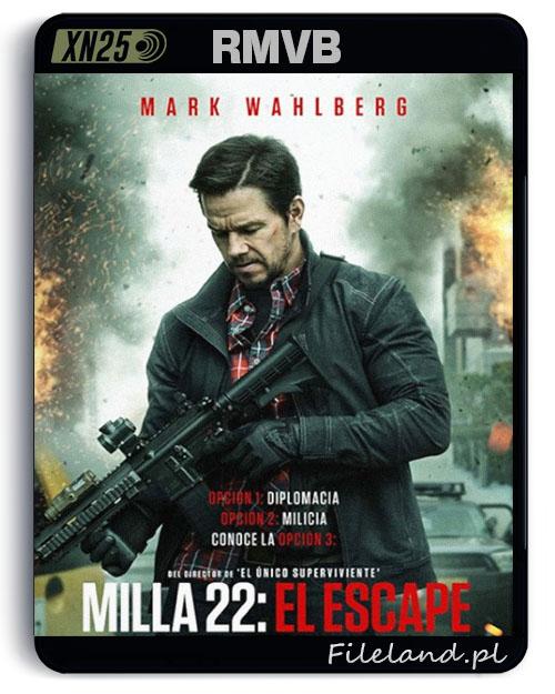 Mile 22 (2018) PLSUBBED.720p.BRRiP.x264.DD5.1.AC3-XN25 / Napisy PL [RMVB]