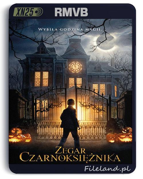 Zegar czarnoksiężnika / The House with a Clock in its Walls (2018) PLDUB.MD.720p.WEB-DL.x264.AC3-XN25 / Dubbing PL [RMVB]