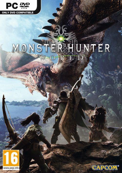 Monster Hunter World (2018) CODEX [+Poradnik] / Polska wersja językowa