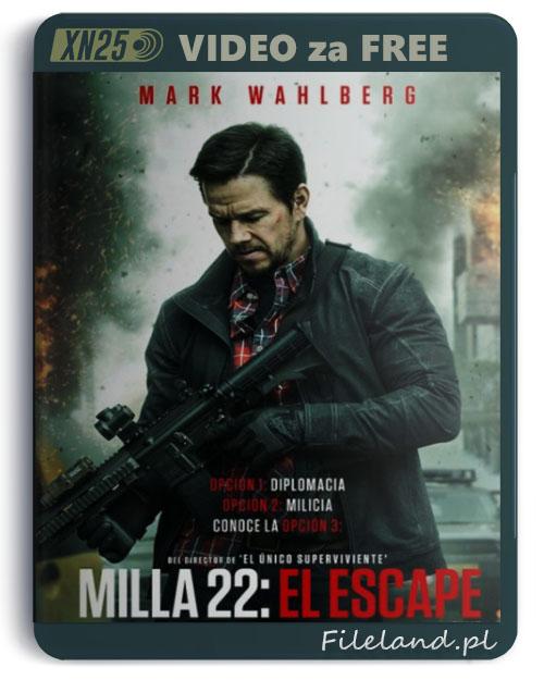Mile 22 (2018) PLSUBBED.720p.BRRiP.x264.DD5.1.AC3-XN25 / Napisy PL