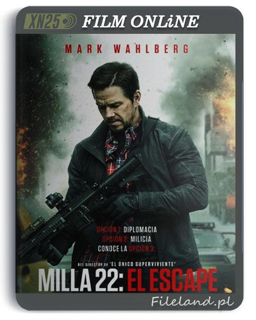 [Online] Mile 22 (2018) PLSUBBED.720p.BRRiP.x264.DD5.1.AC3-XN25 / Napisy PL