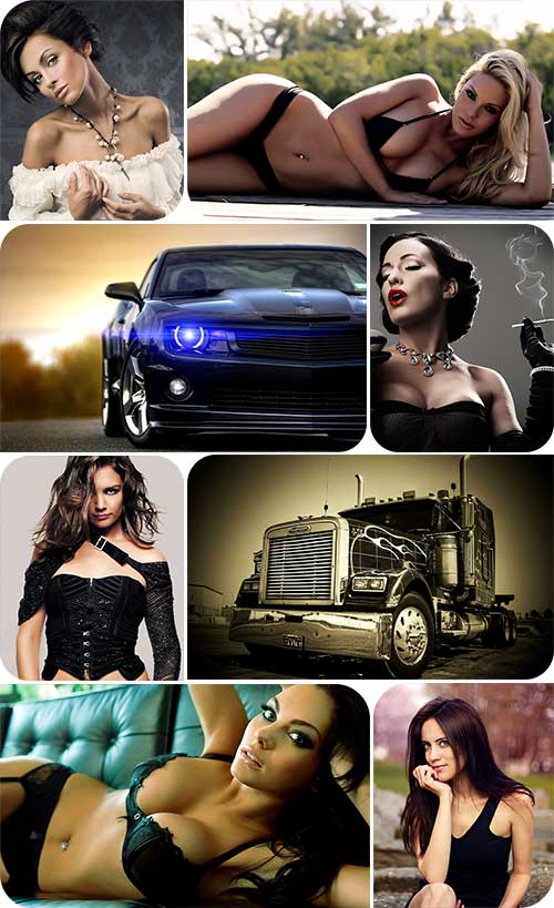 Wallpapers. Mix HQ.1180