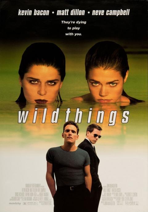 Dzikie żądze / Wild Things (1998) THEATRICAL.PL.720p.BRRip.XviD.AC3-SPEC [Lektor PL]