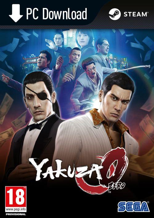 Yakuza 0 / Yakuza Zero (2018) REPACK-CPY