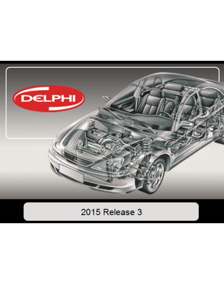 Delphi Cars 2015 R3 PL